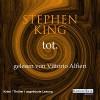 Tot. (Der dunkle Turm 3) - Deutschland Random House Audio, Stephen King, Vittorio Alfieri