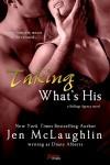Taking What's His (Entangled Brazen) (Shillings Agency) - Diane Alberts
