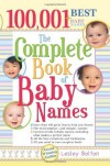 The Complete Book of Baby Names by Bolton, Lesley (2006) Paperback - Lesley Bolton