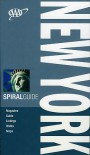 AAA Spiral New York, 5th Edition (Aaa Spiral Guides) - Daniel Mangin
