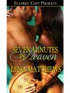 Seven Minutes in Heaven (Naughty Games, Book One) - Lena Matthews