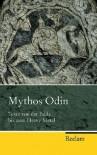 Mythos Odin: Texte Von Der Edda Bis Zum Heavy Metall - Rudolf Simek