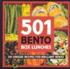 501 Bento Lunches: 501 Unique Recipes for Brilliant Bento - Korero Books, Graffito Books