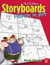 Storyboards: Motion in Art, Third Edition - Mark A. Simon