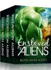 Alien Romance Box Set: Eblian Mates Complete Series (Books 1 - 3): A Sci-fi Alien Warrior Invasion Abduction Romance - Ruth Anne Scott