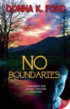 No Boundaries - Donna K. Ford