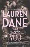Back to You - Lauren Dane