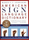 American Sign Language Dictionary-Flexi - Martin L.A. Sternberg, Herbert Rogoff