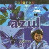 Colores: Azul/Colors: Blue - Esther Sarfatti