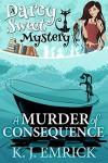 A Murder of Consequence - K.J. Emrick
