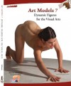 Art Models 7: Dynamic Figures for the Visual Arts - Maureen  Johnson, Douglas  Johnson