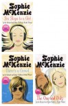 Sophie Mckenzie: 3 book collection: Six Steps To A Girl / Threes a Crowd / The One and Only - Sophie McKenzie