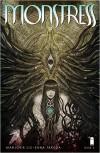 Monstress #4 (Mr) Comic Book - Marjorie M. Liu
