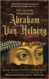Journal of Professor Abraham Van Helsing -