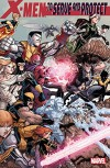 X-Men: To Serve And Protect - James Harren, Pepe Larraz, James Asmus, Jon Buran, Derec Donovan, Nick Bradshaw, Joshua Hale Fialkov, Brian Reed, Christopher Yost