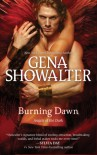 Burning Dawn  - Gena Showalter