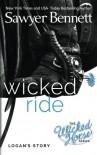 Wicked Ride (Wicked Horse) (Volume 4) - Sawyer Bennett