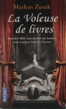 La voleuse de livres - Markus Zusak, Marie-France Girod