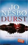 Durst: Kriminalroman (Ein Harry-Hole-Krimi, Band 11) - Günther Frauenlob, Jo Nesbo