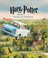 Harry Potter, Band 2: Harry Potter und die Kammer des Schreckens (vierfarbig illustrierte Schmuckausgabe) - J.K. Rowling, Jim Kay, Klaus Fritz