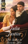 The Rake to Rescue Her - Julia Justiss