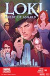 Loki: Agent of Asgard #5 - Al Ewing, Lee Garbett