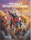 Dungeoneer's Survival Guide: The Sourcebook for AD&D Game Adventures in the Unknown Depths of the Underdark! - Douglas Niles