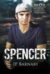 Spencer (Survivor Stories #3) - J.P. Barnaby