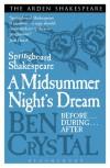 A Midsummer Night's Dream (Springboard Shakespeare) by Ben Crystal - Ben Crystal