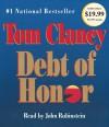 Debt of Honor  - John Rubinstein, Tom Clancy