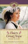 Elsie's Great Hope - Martha Finley