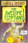 The Awesome Egyptians (Horrible Histories) - Terry Deary
