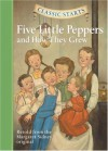 Five Little Peppers and How They Grew - Diane Namm, Dan Andreasen, Arthur Pober