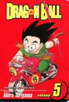 Dragon Ball, Vol. 5: The Red Ribbon Army - Akira Toriyama