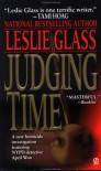 Judging Time (April Woo Suspense Novels) - Leslie Glass