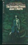 The carnelian throne - Janet Morris