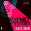 Nightmares and Geezenstacks - Matt Godfrey, Valancourt Books, Fredric Brown