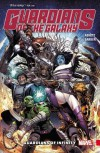 Guardians of the Galaxy: Guardians of Infinity - Dan Abnett, Jason Latour, Carlo Barberi, Jim Cheung