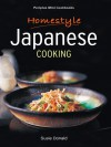 Mini Homestyle Japanese Cooking - Susie Donald
