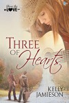 Three of Hearts (Share the Love Book 1) - Kelly Jamieson