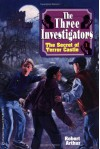 The Secret of Terror Castle (The Three Investigators #1) - Robert Arthur