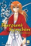 Rurouni Kenshin Vizbig 1: 1-3 (Rurouni Kenshin Vizbig Edition) - Nobuhiro Watsuki