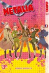 Hetalia -Axis Powers 03 - Hidekaz Himaruya