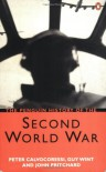 History of the Second World War, the Penguin - Peter Calvocoressi, Guy Wint, R. John Pritchard