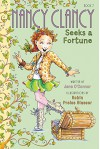 Fancy Nancy: Nancy Clancy Seeks a Fortune - Jane O'Connor, Robin Preiss Glasser, Carolyn Bracken