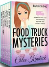 FOOD TRUCK MYSTERIES: Books 6-10 (A Cozy Mystery Bundle) - Chloe Kendrick