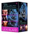 Masters and Mercenaries Bundle - Lexi Blake