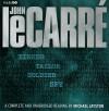 Tinker Tailor Soldier Spy: A George Smiley Novel - John le Carré, John le Carré, Michael Jayston