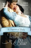 Veiled in Blue - Lynne Connolly