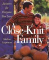 Close-Knit Family - Melissa Leapman